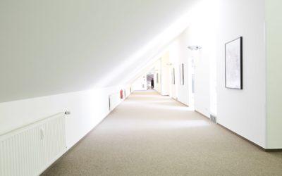 Teilbare helle lichtdurchflutete Büroflächen 195-870 m²