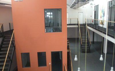 """Exklusive """"Haus in Haus"""" Bürofläche auf 2 Ebenen"""