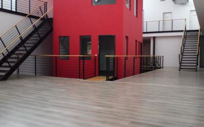 """Exklusive """"Haus in Haus"""" Bürofläche auf 2 Ebenen ca. 1.119,42 qm"""