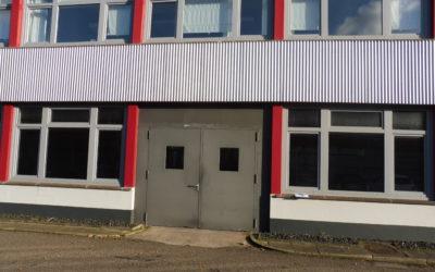Lagerfläche mit 300 qm zu vermieten, in Verbindung mit einer Büroanmietung