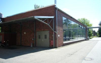 Kesselhaus Eventfläche über 2 Ebenen ca. 352,21 m²