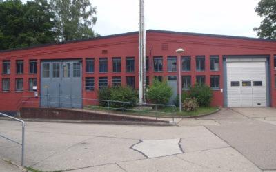 1.450 m² große Produktionsfläche mit Showroom und Büros zu vermieten